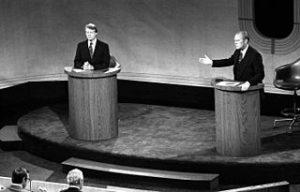 1976 Presidential Debate - Ford vs Carter